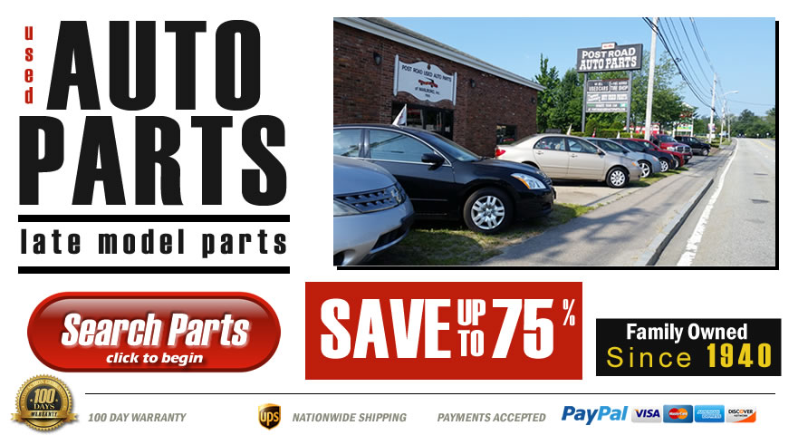 your local source for used auto parts